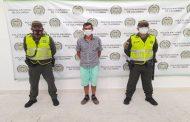Capturado por constreñimiento para delinquir agravado