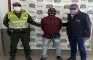 Presunto abusador sexual fue capturado en El Copey (Cesar)