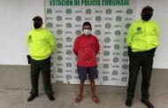 Presunto abusador sexual fue capturado en Curumaní (Cesar)
