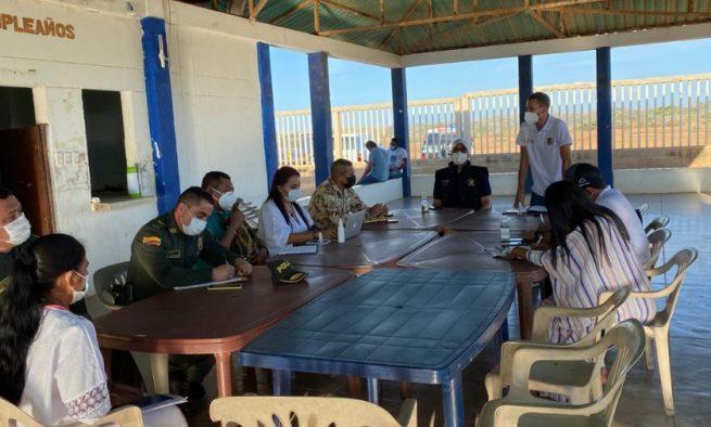 Gobernación de La Guajira fortalece hoja de ruta para garantizar reactivación del turismo en el Cabo de la Vela