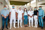 La Cámara de Comercio de Valledupar ejecutó convenio para fortalecer a 30 empresas del sector lácteo en el Cesar