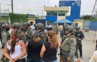 Policía confirma más de 50 muertos en amotinamientos registrados en tres cárceles del país de Ecuador