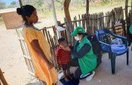 Unidades Móviles de Icbf en La Guajira brindan atención integral a más de 40 familias Wayúu