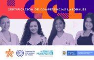 Abierta convocatoria para certificar competencias laborales de 500 mujeres