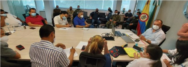 Gobernador de La Guajira solicitó al Gobierno nacional respetar derechos laborales de trabajadores de Cerrejón