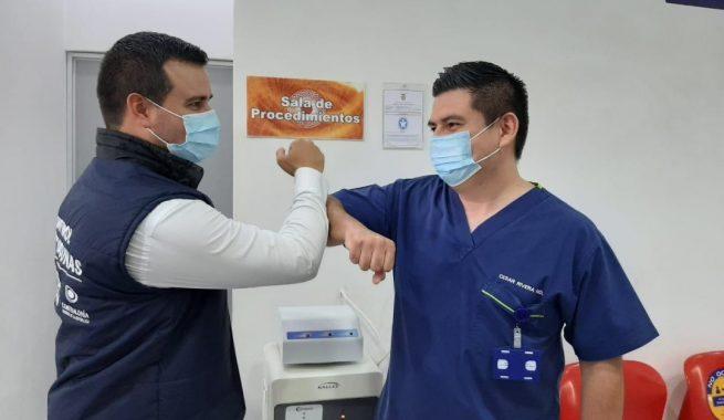 Contraloría reporta vacunas perdidas en Armenia, Pereira, Medellín, Neiva y Sincelejo