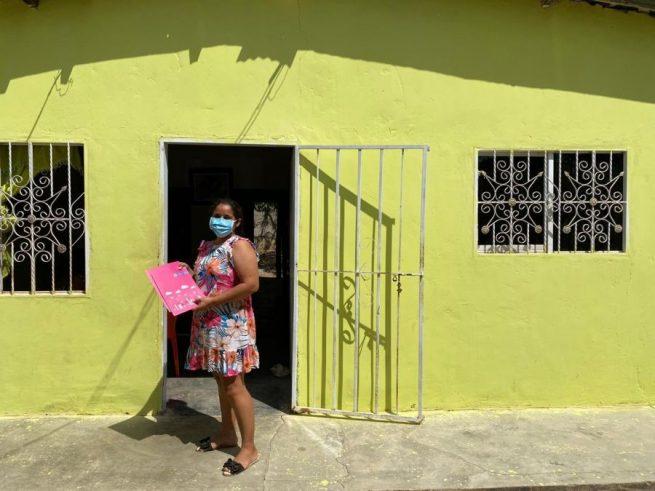 En el Cesar, 100 familias recibieron el título de propiedad de sus viviendas