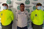 Policía capturó en el Cesar a miembro del Clan del Golfo