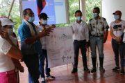 En San Alberto, Cesar, Unidad para las Víctimas articula acciones para asistir el avance de la reparación integral