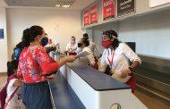 Solicitan a los viajeros de La Guajira cumplir con las medidas de bioseguridad