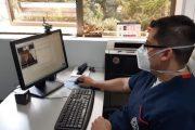 Sistema de Salud ha realizado 63,1 millones de atenciones virtuales y telefónicas