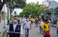 Procuraduría insta a alcaldes y gobernadores a cumplir protocolos para garantizar la protesta