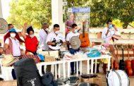 Dotaciones para la recuperación de prácticas sociales y culturales fueron entregadas a comunidad en Cesar