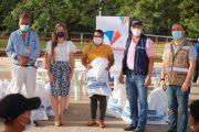Prosperidad Social entrega donaciones a madres titulares del programa Familias en Acción en Cesar