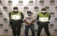 En San Martín, Cesar, capturado presunto abusador sexual de menor de edad
