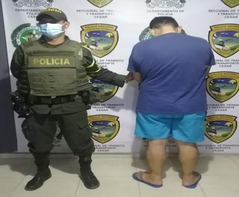 En Curumaní, capturado presunto homicida