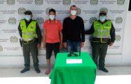 Capturados dos hombres en flagrancia luego de atentar contra la vida de un ciudadano