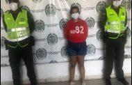 Por fuga de preso cayó una mujer en Valledupar