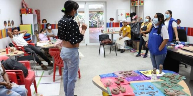 Con la estrategia 'el derecho a ser', la Unidad para las Víctimas busca reparar a la comunidad LGBTI en el Cesar