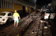 Un terremoto de magnitud 7,1 sacude el centro y sur de México
