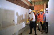 En la institución Milciades Cantillo inician construcción de baterías sanitarias