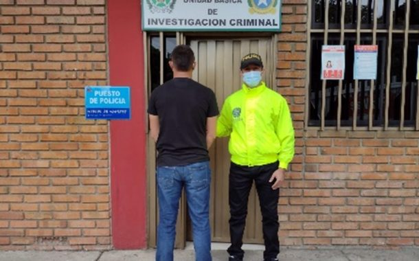 """En Aguachica, capturado integrante de los """"Machines"""""""