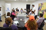 Gerente de Emdupar se reunió con líderes de los barrios de Valledupar