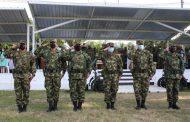 En el Cesar y La Guajira, Ejército Nacional ascendió a 120 suboficiales