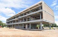Gobierno del Cesar avanza en la construcción de aulas en sede de la UPC Aguachica