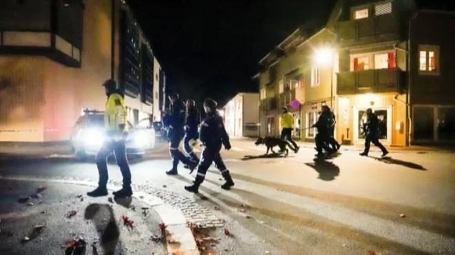 Un danés sospechoso de matar a cinco personas en un ataque con arco y flechas en Noruega