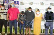 A la cárcel seis presuntos integrantes del grupo delincuencial Los Maltos en La Guajira