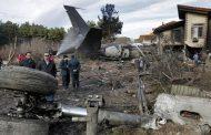 15 muertos, 1 sobreviviente en accidente de avión de Irán