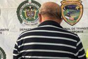 Capturado en Bosconia, conductor solicitado por homicidio en Santa Marta