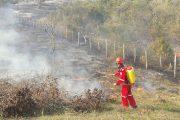 Corpocesar llama a la prevención para mitigar riesgos de incendios forestales