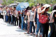 El paro en Latinoamérica bajó al 8 % y se reducirá dos décimas en 2020, según la OIT