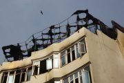 Policía: incendio en hotel de Nueva Delhi deja 17 muertos