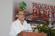 Tras su renuncia a la decanatura de Derecho, Robert Romero aspira llegar a la rectoría de la UPC