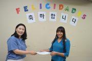 """Finalizó primera fase de """"Curso Básico del Idioma Coreano 1"""", dictado a estudiantes de la UPC"""