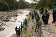 En Valledupar con plantación de árboles, se conmemoró el Día Mundial del Agua