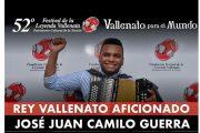 Segunda noche dejó dos nuevos reyes acordeoneros del 52 Festival Vallenato