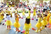 Comfacesar celebra Semana de la Niñez