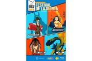 El 30 de junio se cerrarán las inscripciones para la tercera versión del Festival de la Quinta