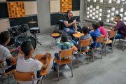 Con 800 jóvenes, niños y adultos inició formación musical en la Escuela Leonardo Gómez Jr.