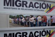 Venezuela pedirá carné migratorio a los colombianos que ingresen a su territorio