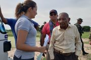 Hombre de 98 años del Cesar, recuperó su predio en Cesar
