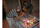 Patrullera de la Policía trabaja por el bienestar de los adultos de mayores en el municipio de La Paz (Cesar)