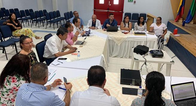 Supersalud visitó La Guajira para verificar las condiciones de aseguramiento y prestación de los servicios de salud