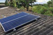 Con paneles solares, a escuelas rurales del Cesar les llegará la luz