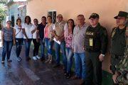 En Pelaya (Cesar), mujer cabeza de familia, víctima de la violencia, recuperó su predio