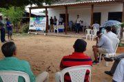Director de Regiones de Minvivienda socializó avances del acueducto regional de La Junta, La Peña y Curazao, en La Guajira
